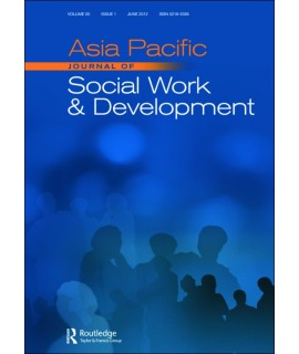 Asia Pacific Journal of Social Work and Development