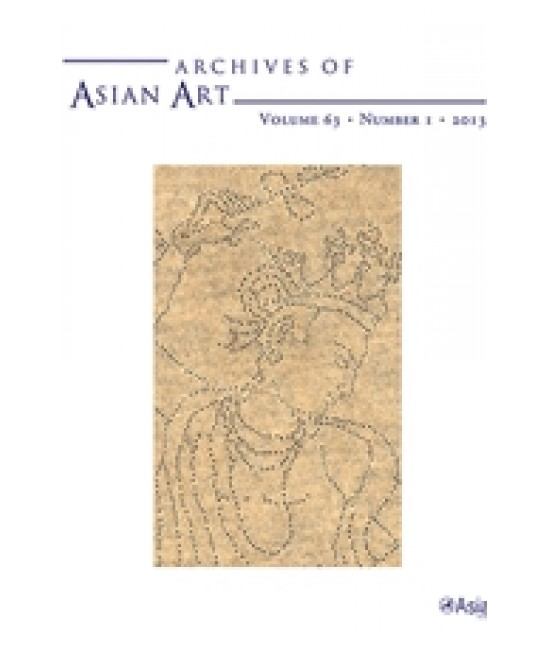 Archives of Asian Art