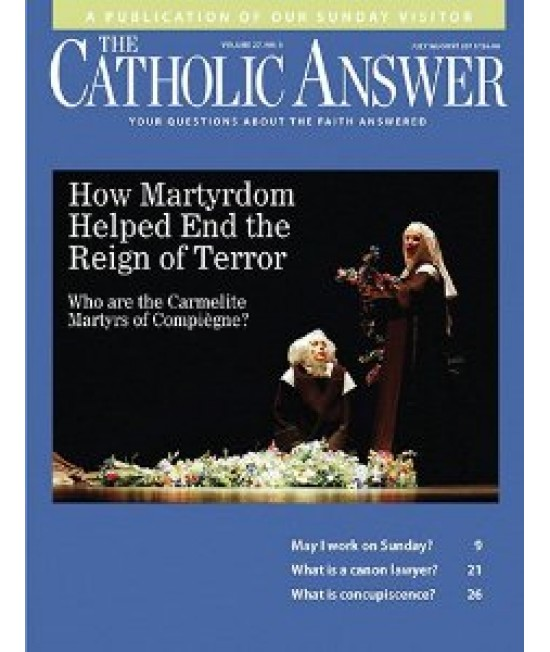 Catholic Answer