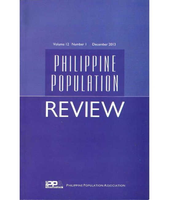 Philippine Population Review - Delayed Publication