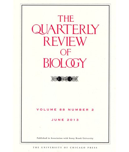 The Quarterly Review of Biology