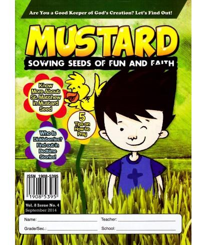 Mustard Magazine