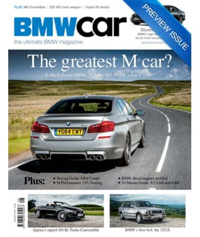 BMW Car (UK)