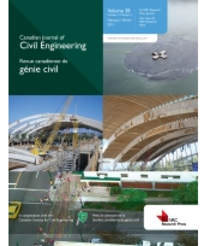 Canadian Journal of Civil Engineering