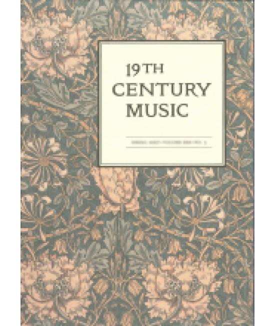19th Century Music