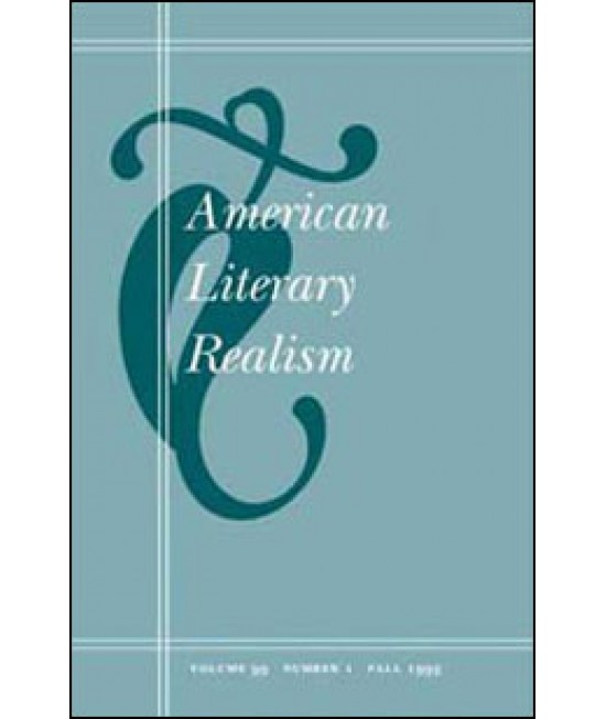 American Literary Realism