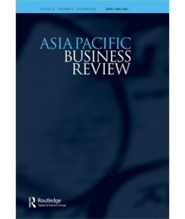 Asia-Pacific Business Review