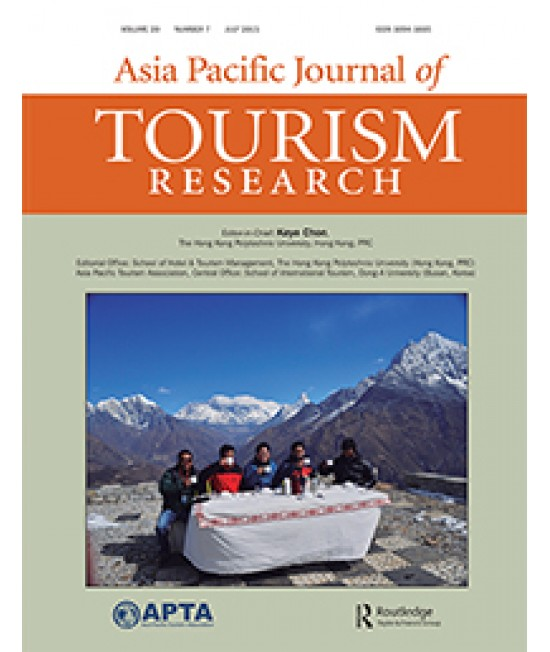 Asia Pacific Journal of Tourism Research