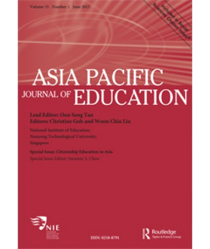Asia-Pacific Journal of Education