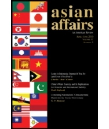 Asian Affairs - An American Review