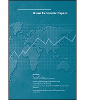 Asian Economic Papers