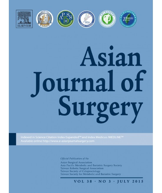 Asian Journal of Surgery