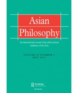 Asian Philosophy