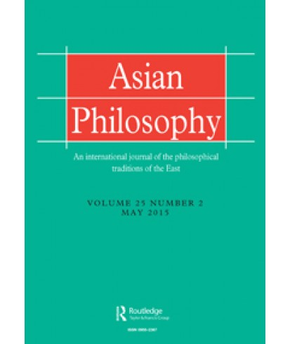 Asian Philosophy