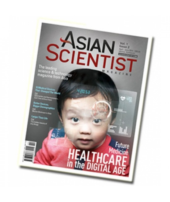 Asian Scientist magazine