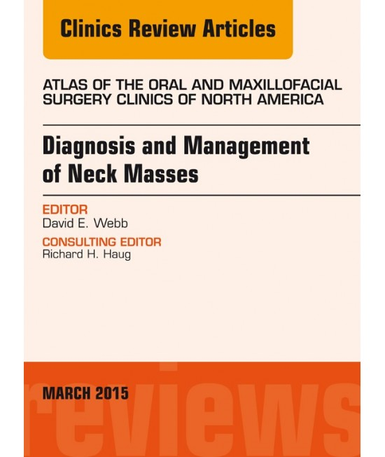 Atlas of the Oral and Maxillofacial Surgery Clinics of North America