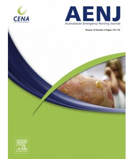 Australasian Emergency Nursing Journal