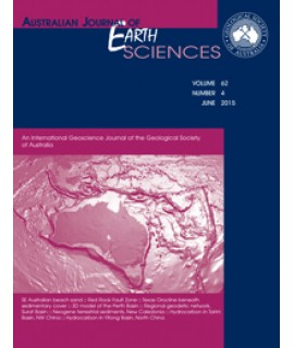 Australian Journal of Earth Sciences