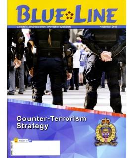 Blue Line Magazine: Canada National Law Enforcement