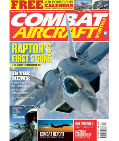 Combat Aircraft (UK)