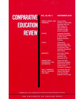 Comparative Education Review