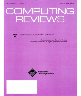 Computing Reviews