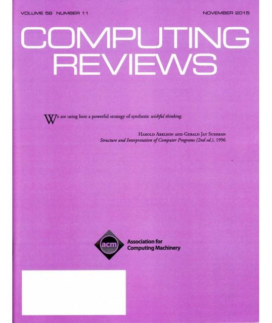 Computing Reviews