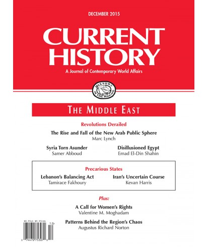Current History - A Journal of Contemporary World Affairs