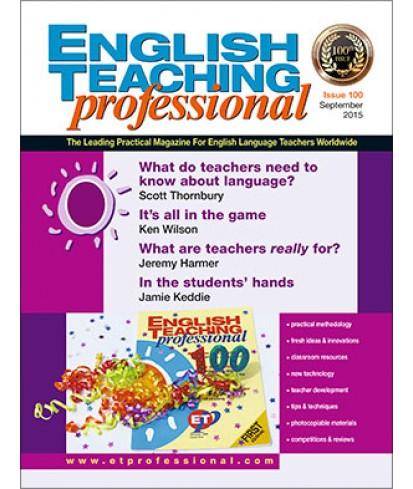 English Teaching Professional