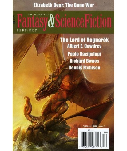 Fantasy and Science Fiction