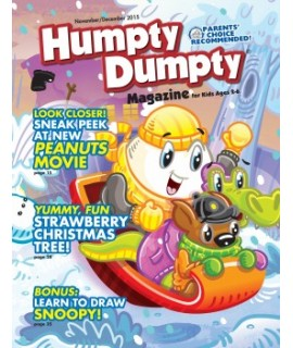 Humpty Dumpty (ages 4-6)