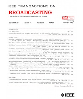 IEEE Transactions on Broadcasting