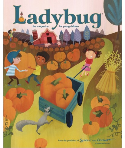 Ladybug (for ages 3 - 6)