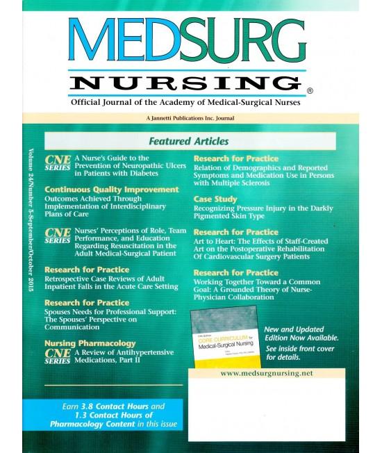 MEDSURG Nursing