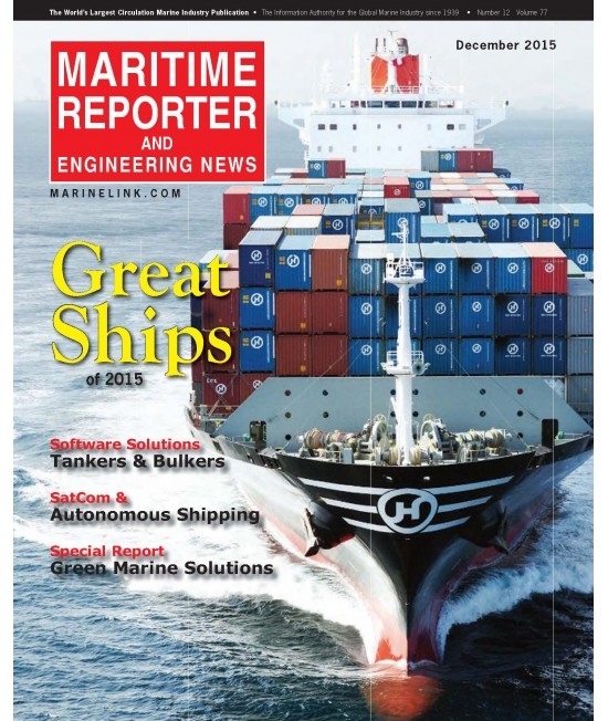Maritime Reporter and Engineering News