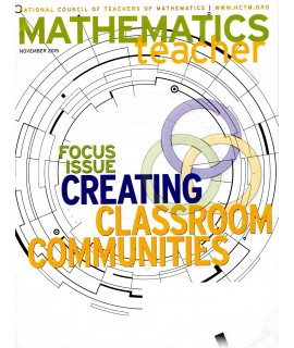 Mathematics Teacher: Learning and Teaching PK-12