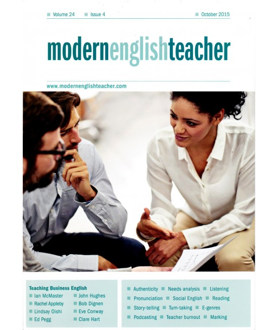 Modern English Teacher
