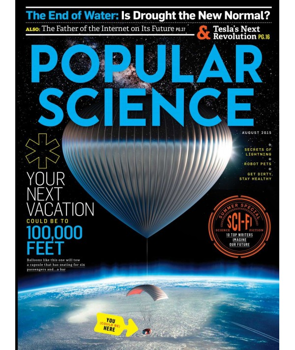 science popular magazine magazines books journals improbable war paperback popularscience