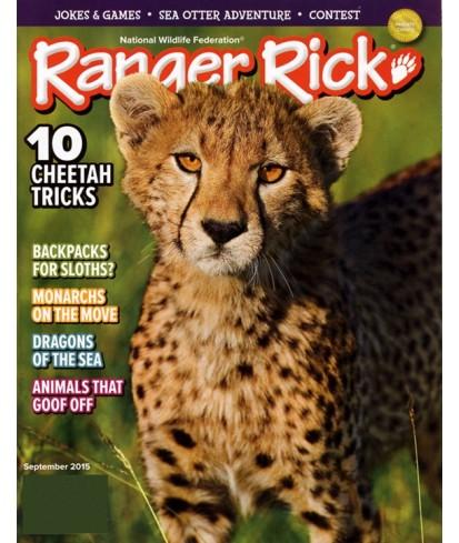 Ranger Rick (for ages 7 up)