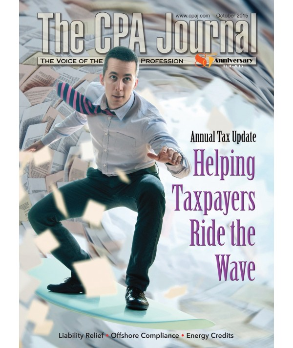 About The CPA Journal - The CPA Journal