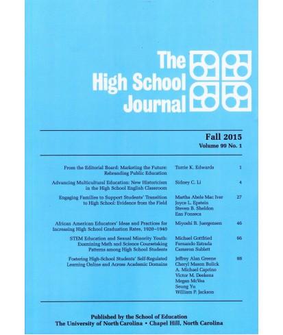 The High School Journal