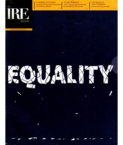 The IRE Journal (Investigative Reporter and Editors)