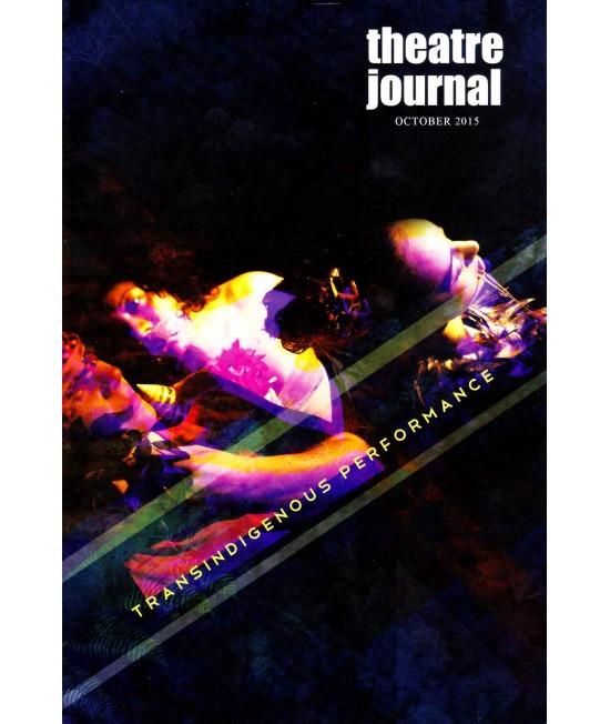 Theatre Journal