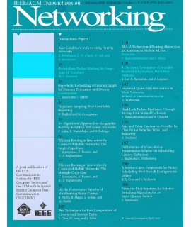 IEEE Transactions on Networking