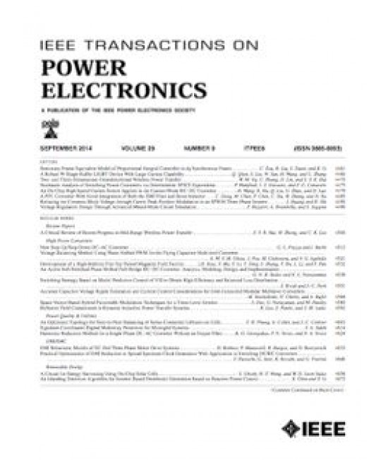 IEEE Transactions on Power Electronics