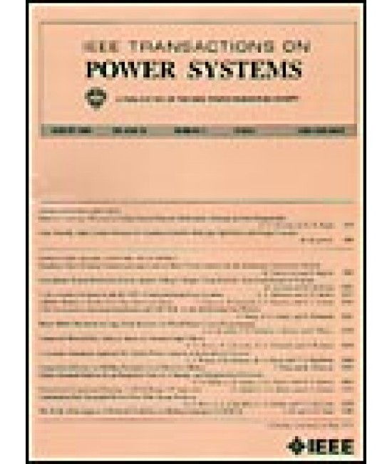 IEEE Transactions on Power Systems
