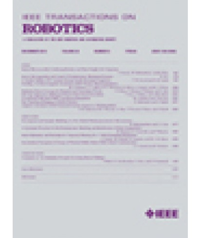 IEEE Transactions on Robotics