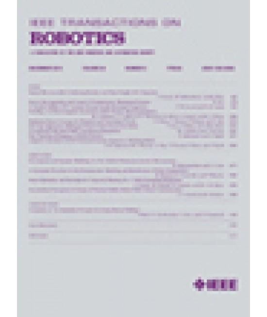 IEEE Transactions on Robotics