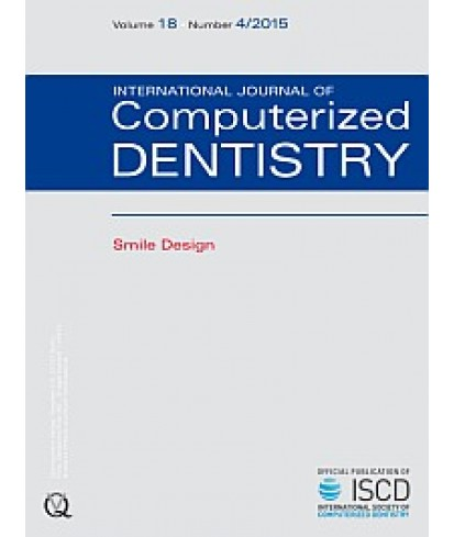 International Journal of Computerized Dentistry