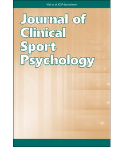 Journal of Clinical of Sport Psychology